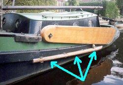 bodem boot beschermen