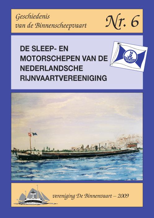 Geschiedenis van de Binnenscheepvaart