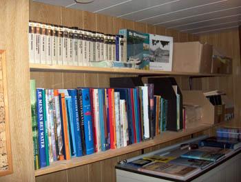 De boekenshop Foto: L. Schuitemaker
