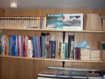 De boeknshop Foto: L. Schuitemaker